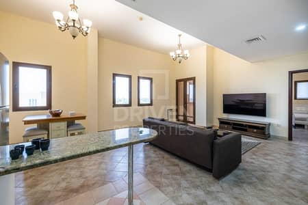 1 Bedroom Apartment for Rent in Dubai Festival City, Dubai - Fully Furnished | Chiller Free | Balcony