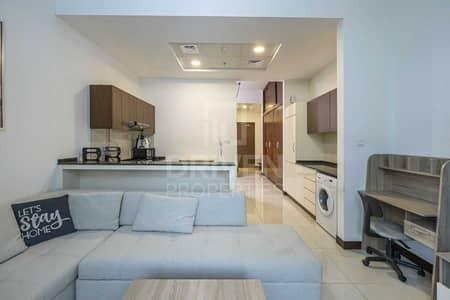 استوديو  للايجار في قرية جميرا الدائرية، دبي - Fully Furnished | Private Access | Large