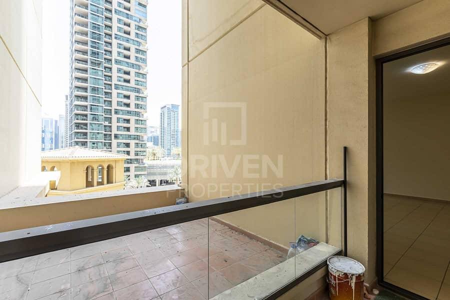 15 Huge Size Apt   2 Balconies   Marina View