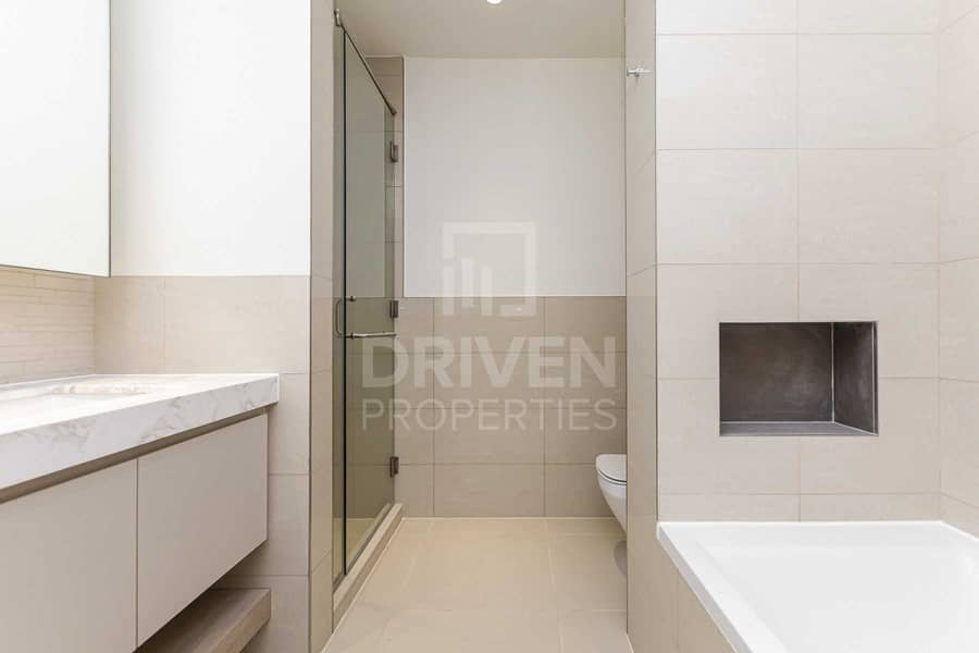 14 Brand New Apt with Maids Room   Park view
