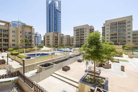فلیٹ 2 غرفة نوم للبيع في الروضة، دبي - Pool views | Study Room | Prime location