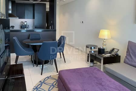 شقة 2 غرفة نوم للبيع في وسط مدينة دبي، دبي - High floor | Burj Khalifa View | Spacious