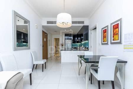 فلیٹ 1 غرفة نوم للبيع في الخليج التجاري، دبي - Burj Khalifa views | Spacious | Tenanted