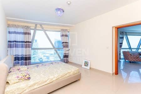 2 Bedroom Flat for Rent in DIFC, Dubai - Furnished Apt | Zabeel View | High Floor