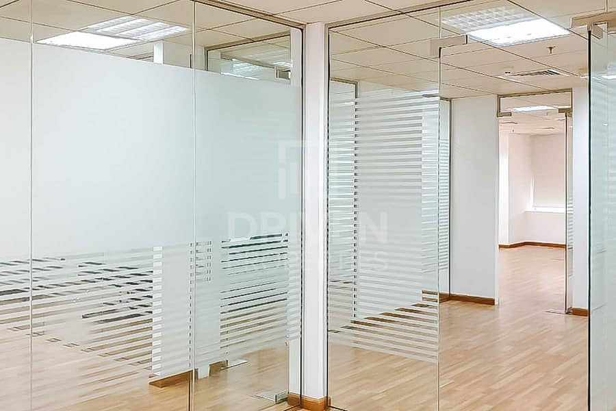 2 Well-manage and Spacious | Fitted Office