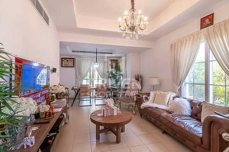 فیلا 3 غرف نوم للبيع في المرابع العربية، دبي - Corner Unit Villa and Large Plot with Gazebo