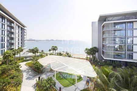 فلیٹ 1 غرفة نوم للبيع في جزيرة بلوواترز، دبي - Full Sea View   High Floor   DLD Waiver