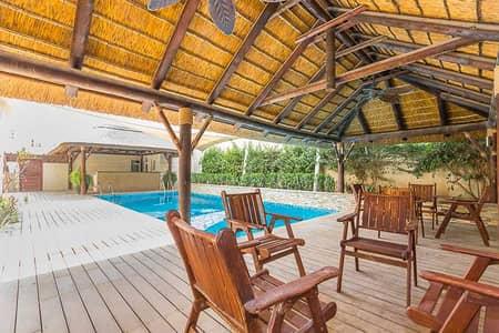 فیلا 7 غرف نوم للبيع في البرشاء، دبي - Vacant Stunning 7BR Villa | Private Pool