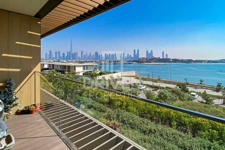 1 Bedroom Flat for Sale in Jumeirah, Dubai - Beautifully Furnished | Sea & City Views