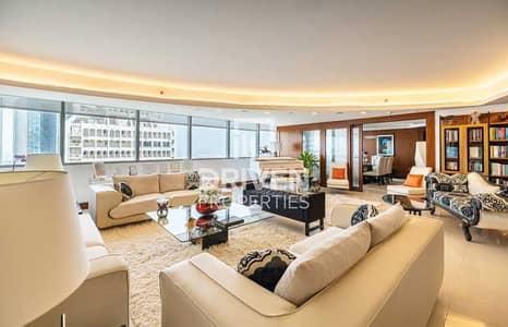 فلیٹ 3 غرف نوم للبيع في مركز دبي التجاري العالمي، دبي - Spacious and Well-managed 3 Bedroom Unit