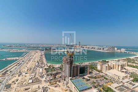 شقة 1 غرفة نوم للبيع في دبي مارينا، دبي - Stunning and Rare 1 Bed with Amazing View