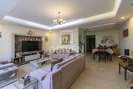 تاون هاوس 4 غرف نوم للبيع في قرية جميرا الدائرية، دبي - Upgraded 4 Bed Townhouse plus Maid's room