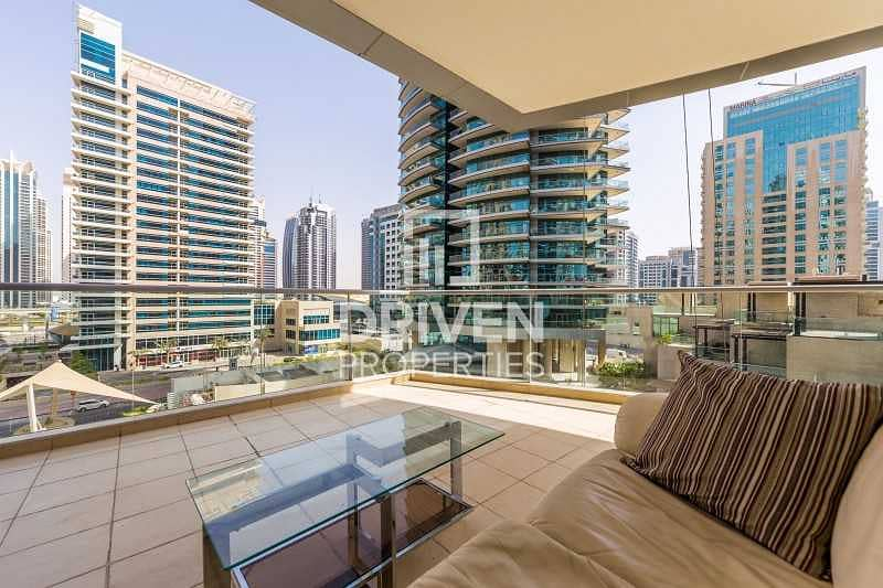 16 Luxurious Furnished 2 Bed plus Maids room