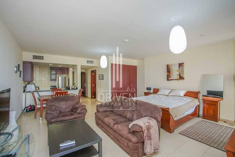 Fully Furnished Studio Apartment in Murjan