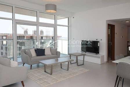 شقة 2 غرفة نوم للبيع في جزيرة الريم، أبوظبي - A 2BR + Maid's Room Unit With A Modern Layout