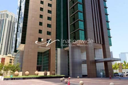 2 Bedroom Apartment for Sale in Al Reem Island, Abu Dhabi - Urban Living with Huge layout and No Commission