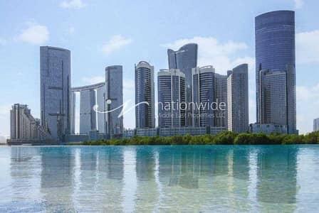 Studio for Sale in Al Reem Island, Abu Dhabi - A Modern Luxury Apartment  + Rent Refund