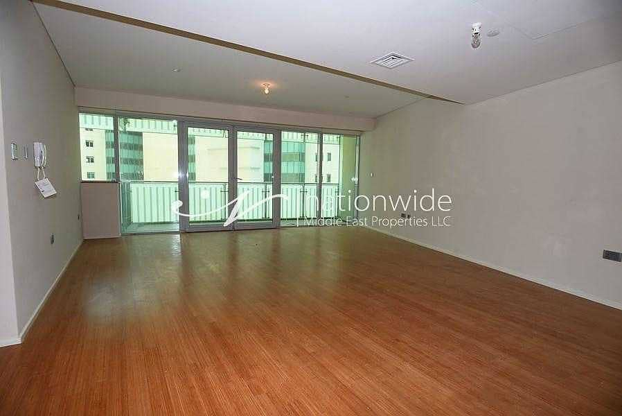 2 Live In This Spacious Unit w/ Full Sea View
