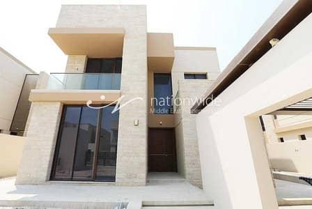 4 Bedroom Villa for Rent in Saadiyat Island, Abu Dhabi - Upcoming | Spacious Villa For Up To 2 Payments