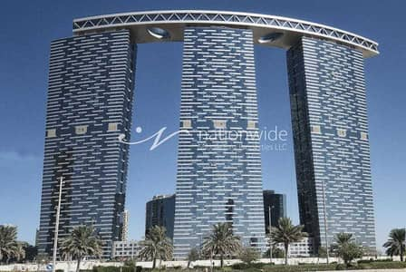 1 Bedroom Flat for Rent in Al Reem Island, Abu Dhabi - Good Price! Live with Comfort In This Apartment