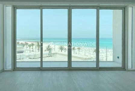 شقة 1 غرفة نوم للايجار في جزيرة السعديات، أبوظبي - A Brand New Unit with Stunning Full Sea View