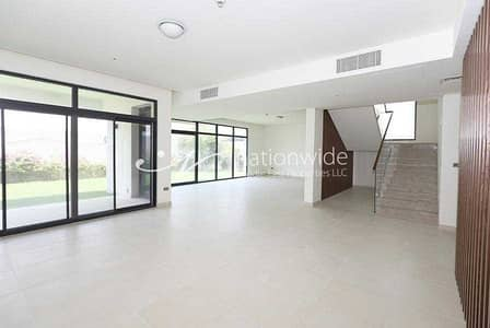 4 Bedroom Villa for Sale in Yas Island, Abu Dhabi - Brand New Luxury Home with Spacious Garden