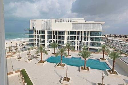 فلیٹ 3 غرف نوم للايجار في جزيرة السعديات، أبوظبي - Vacant! Full Sea View Unit with Secured Parking