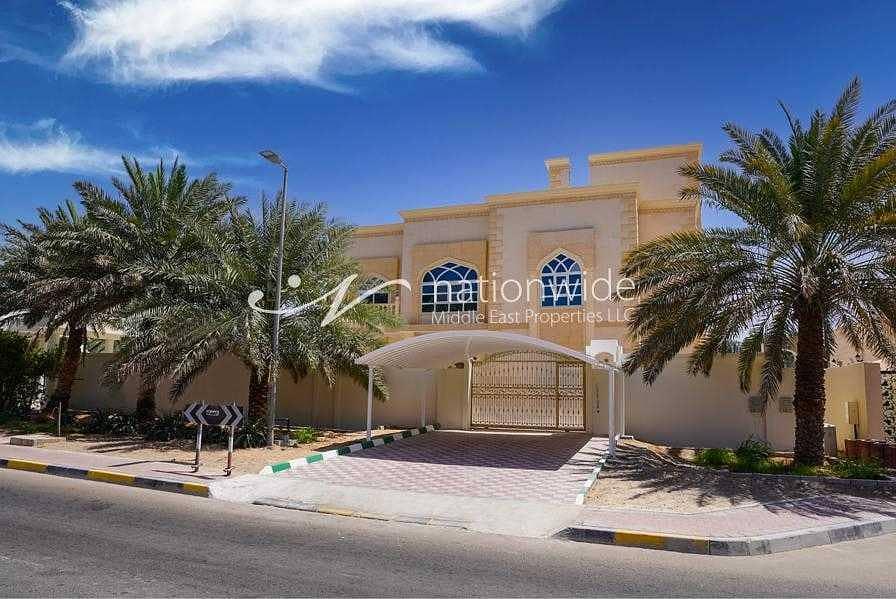 very large and Spacious 6 Bedroom Villa in Falaj Hazzaa