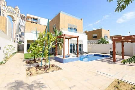 5 Bedroom Villa for Sale in The Marina, Abu Dhabi - A Grand Resort like Lifestyle Awaits You