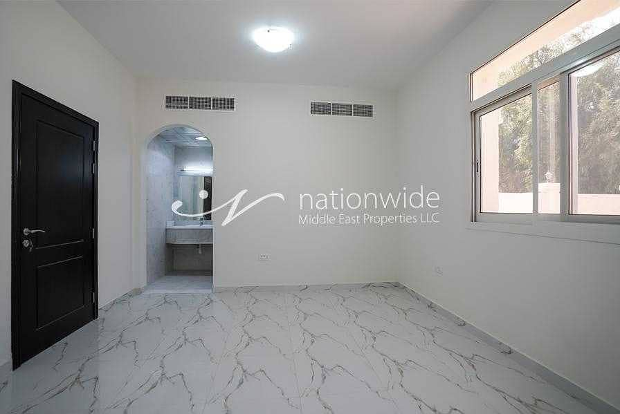 17 deluxe and Spacious four Bedroom Villa in Al Hili