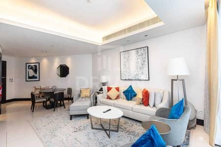 فلیٹ 1 غرفة نوم للبيع في وسط مدينة دبي، دبي - Best Deal | High Floor | Fully Furnished