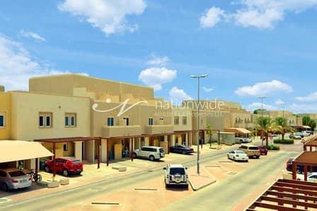 فیلا 2 غرفة نوم للايجار في الريف، أبوظبي - Vacant! Semi-Single Row 2 BR Arabian Villa For 2 Cheques In Al Reef