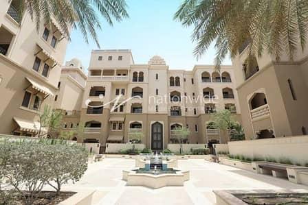 فلیٹ 1 غرفة نوم للايجار في جزيرة السعديات، أبوظبي - Vacant and Bright Home in Saadiyat island