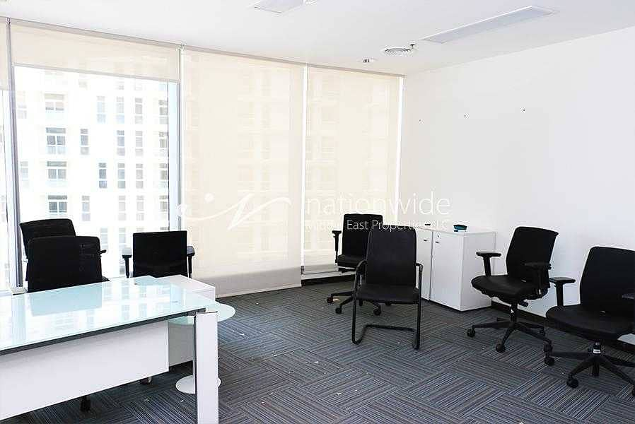 10 Vacant! Convenient Office In A Desirable Location