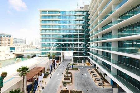 شقة 1 غرفة نوم للايجار في شاطئ الراحة، أبوظبي - A Lovingly Well Maintained Elegant Apartment