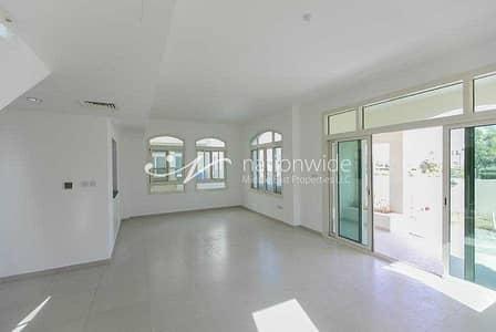 3 Bedroom Villa for Sale in Al Ghadeer, Abu Dhabi - A Spacious 3+1 Bedroom Villa With Rent Refund