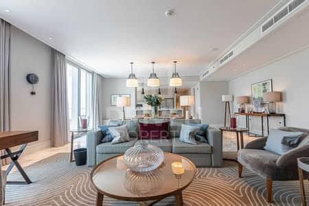 شقة 4 غرف نوم للبيع في وسط مدينة دبي، دبي - Largest & Luxurious Apt   Full Burj View