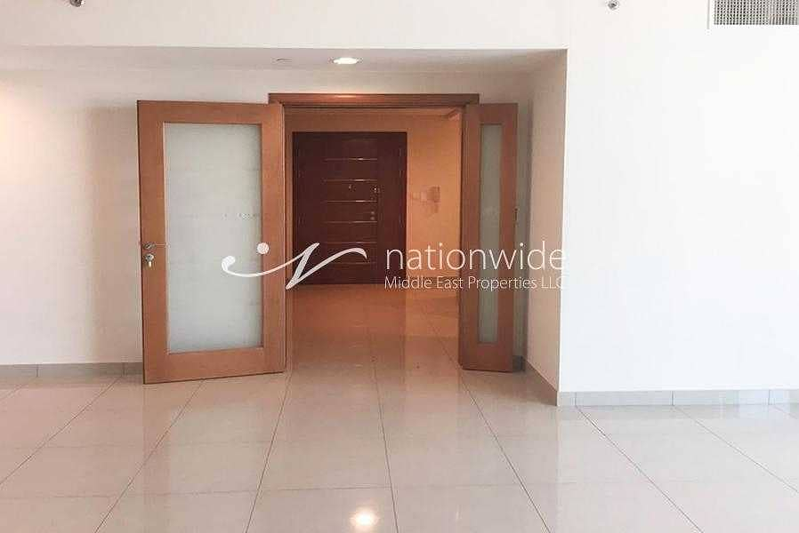 2 Step Into A Magnificent 2BR Apartment + Maid's Room
