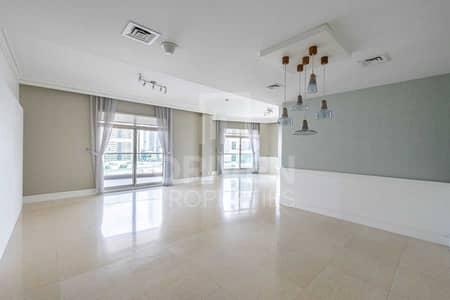 شقة 3 غرف نوم للايجار في دبي مارينا، دبي - Upgraded Unit | Large | Ready to move in