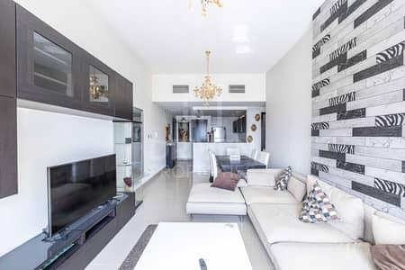 فلیٹ 2 غرفة نوم للبيع في قرية جميرا الدائرية، دبي - Furnished   Community View   Bright Unit