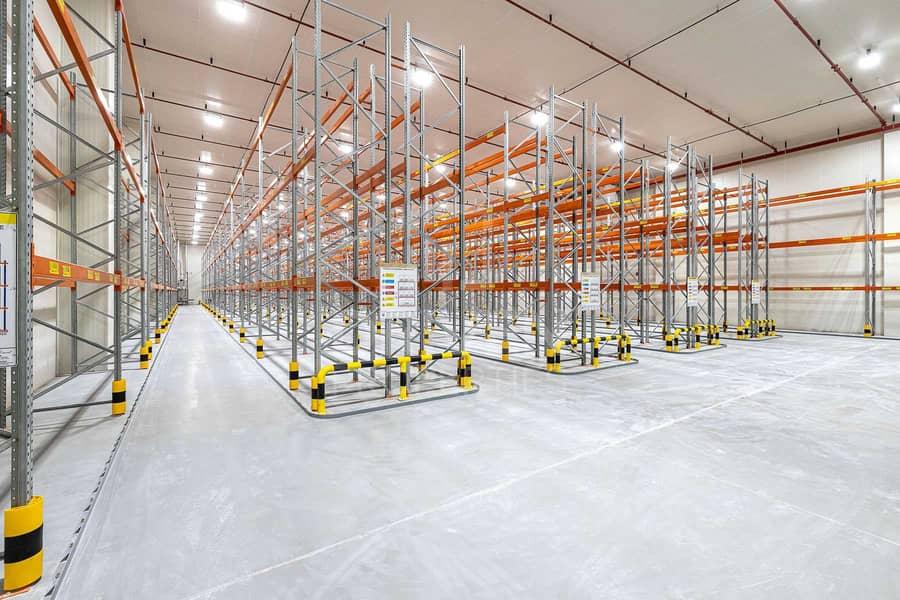 Brand new Cold Storage with top quality