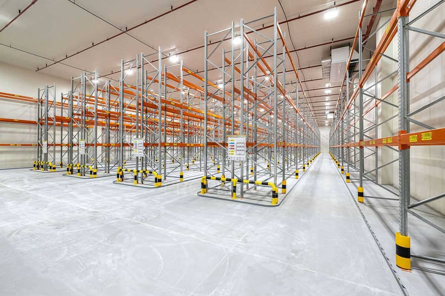 2 Brand new Cold Storage with top quality