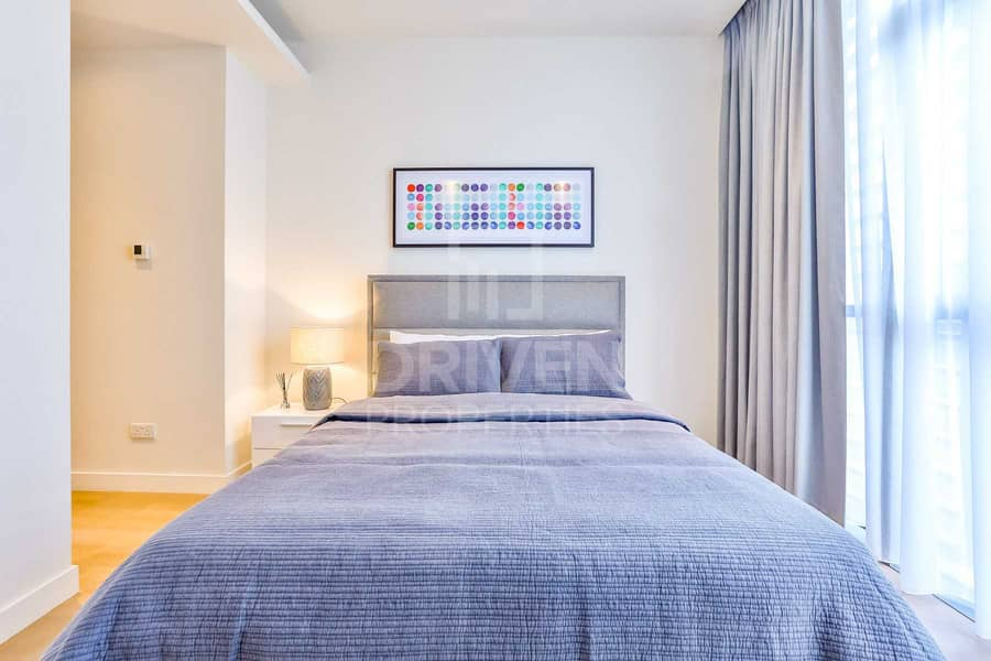 20 Bright and Furnished Apt | Boulevard View