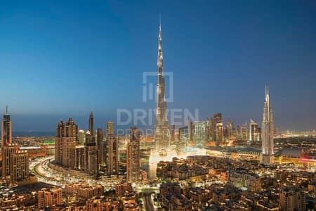 3 Bedroom Hotel Apartment for Sale in Downtown Dubai, Dubai - Luxurious and Large   One of a Kind Unit