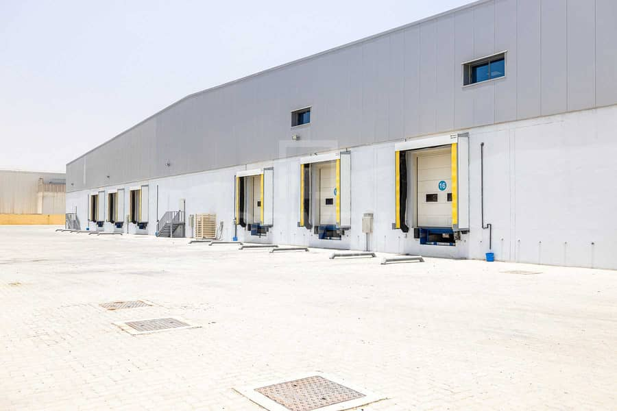 26 Brand new Cold Storage with top quality