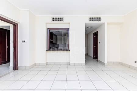 1 Bedroom Apartment for Sale in Old Town, Dubai - Vacant | Large Balcony | Spacious Layout