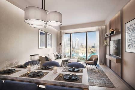 شقة 3 غرف نوم للبيع في وسط مدينة دبي، دبي - High End   5 star Opera Residence Resale