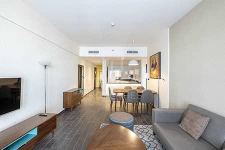شقة فندقية 2 غرفة نوم للبيع في قرية جميرا الدائرية، دبي - Brand New Service Apartment   Best Price