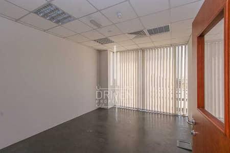 مکتب  للايجار في مجمع دبي للاستثمار، دبي - Affordable Price Big Semi-Fitted Office.