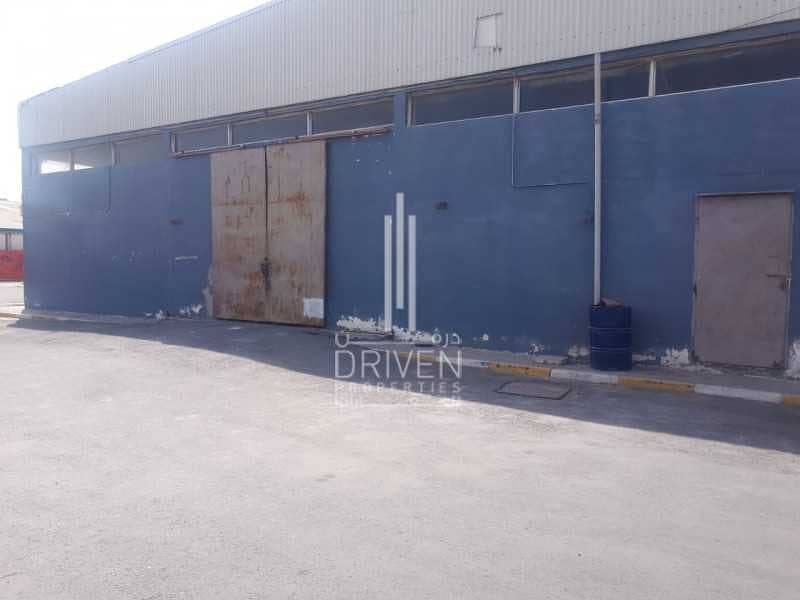 For Rent Spacious Warehouse in Jebel Ali
